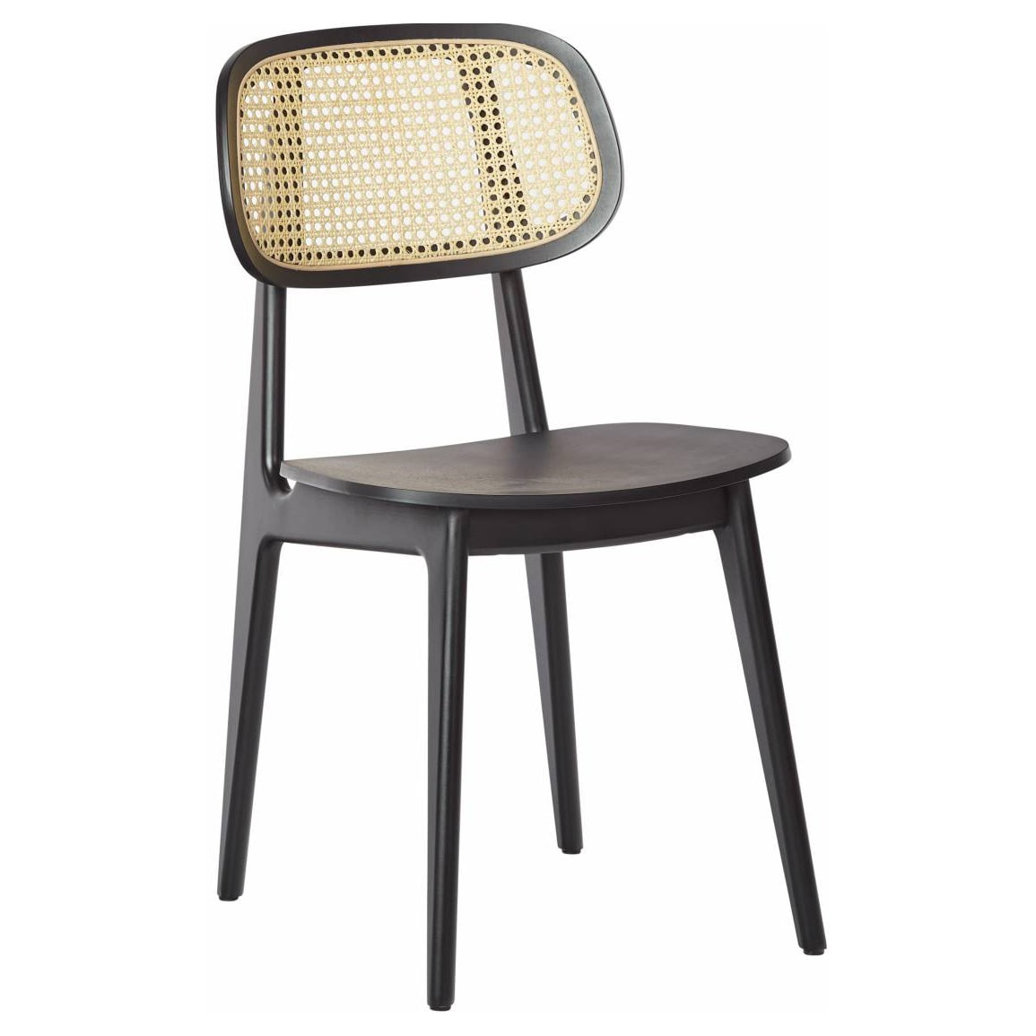 Cane Wood Restaurant Chair