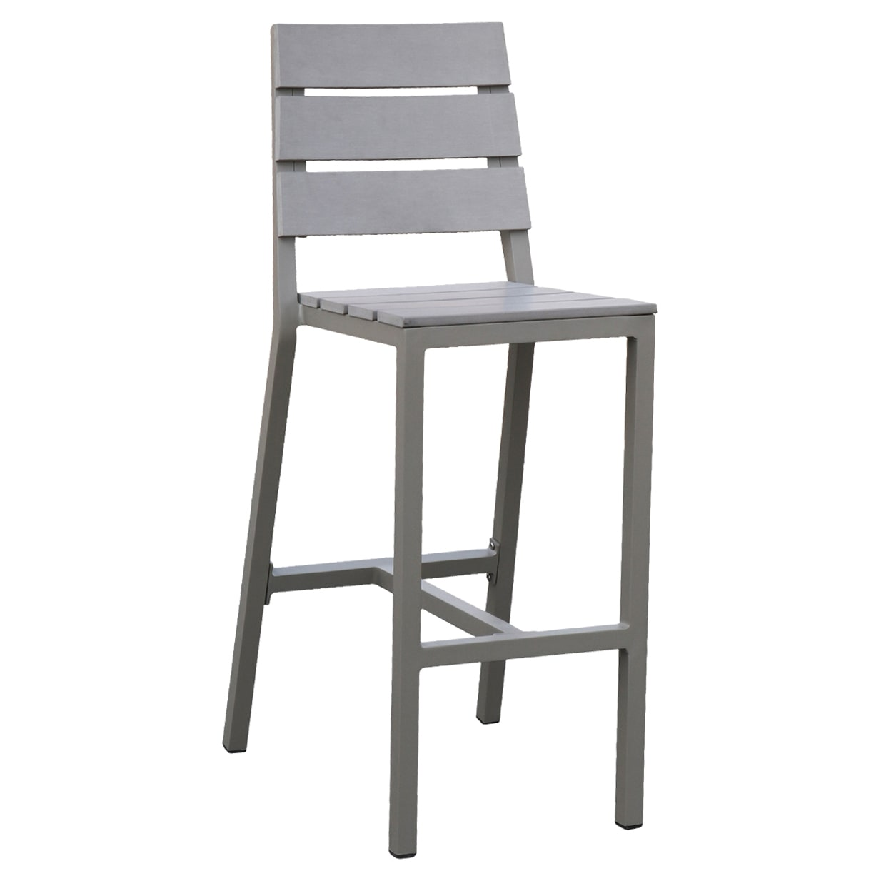 Hampton Aluminum Patio Bar Stool