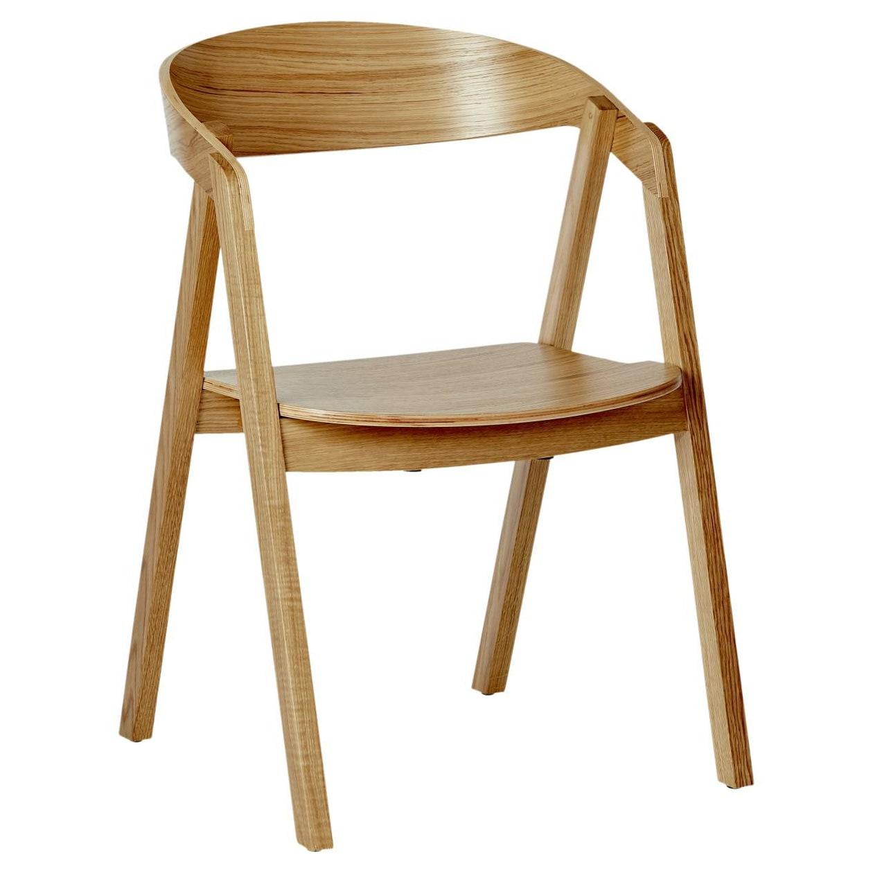 Adelmo Wood Restaurant Chair