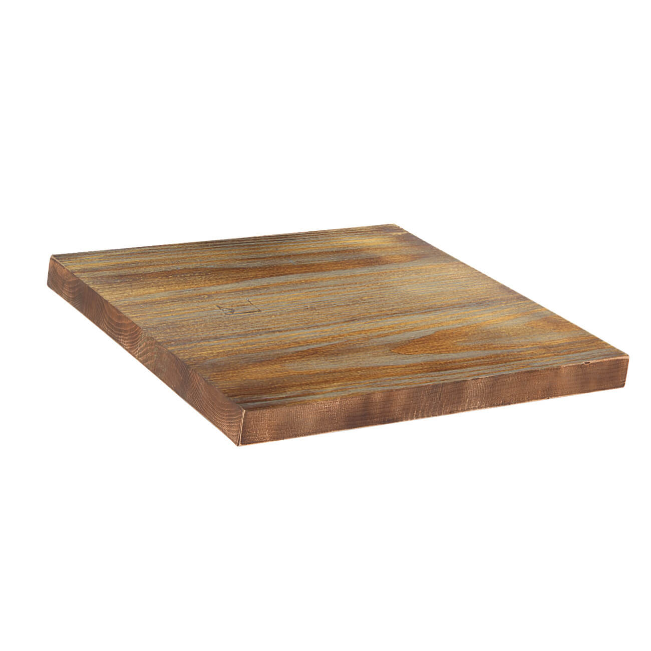 Industrial Series Light Walnut Pinewood Table Top
