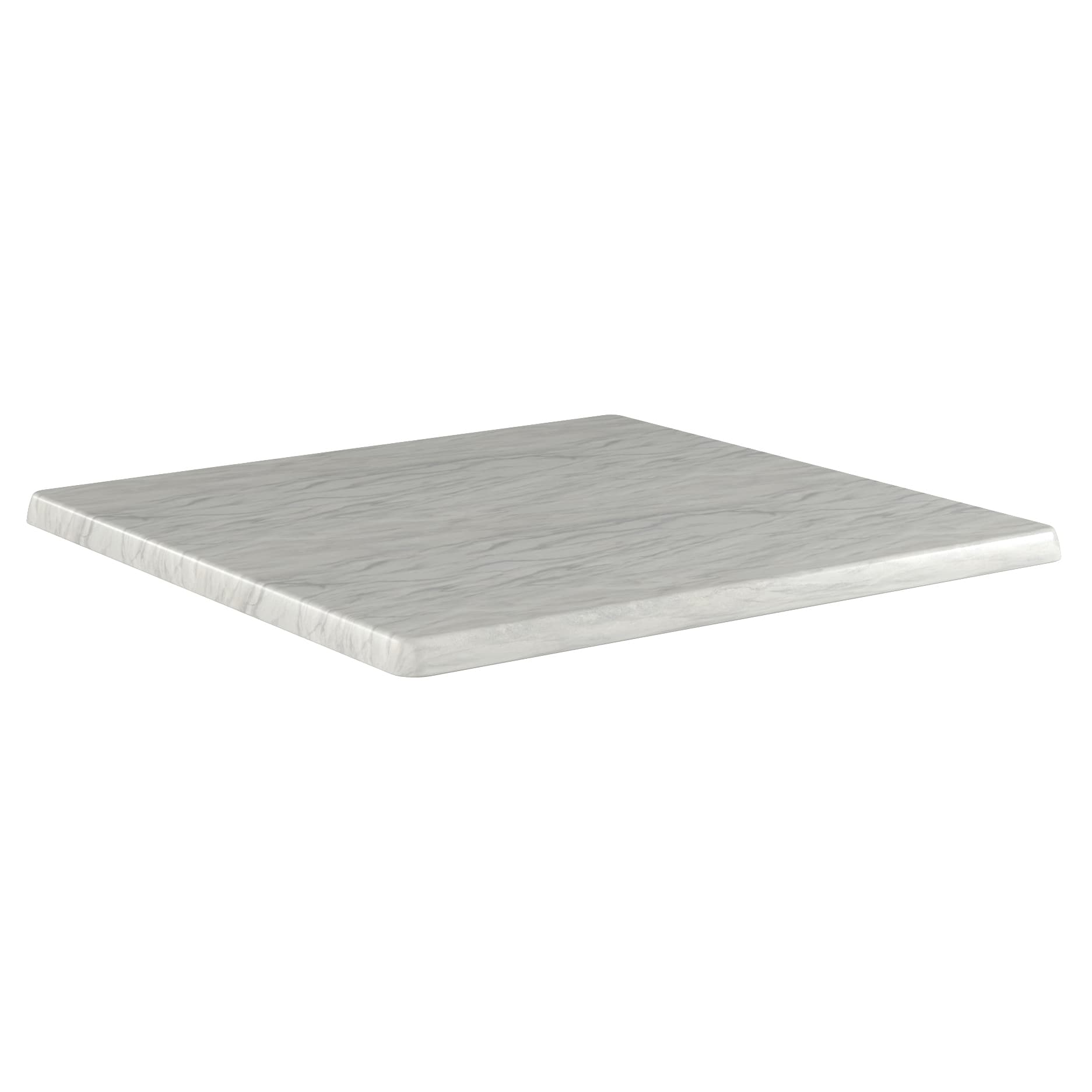 Outdoor Resin Table Top in Soft Grain Stone Finish with Outdoor Resin Table Top in Soft Grain Stone Finish