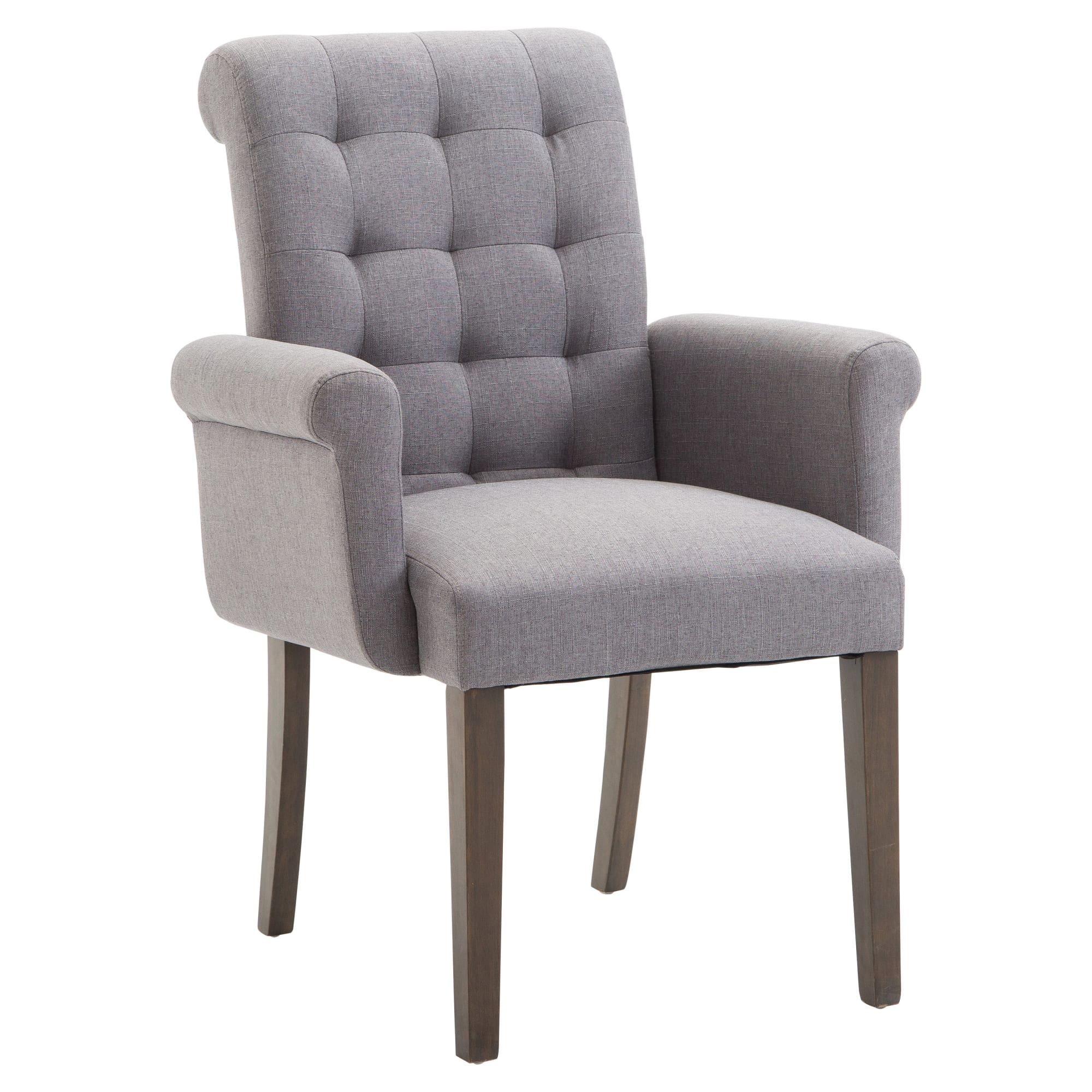Luna Upholstered Arm Chair