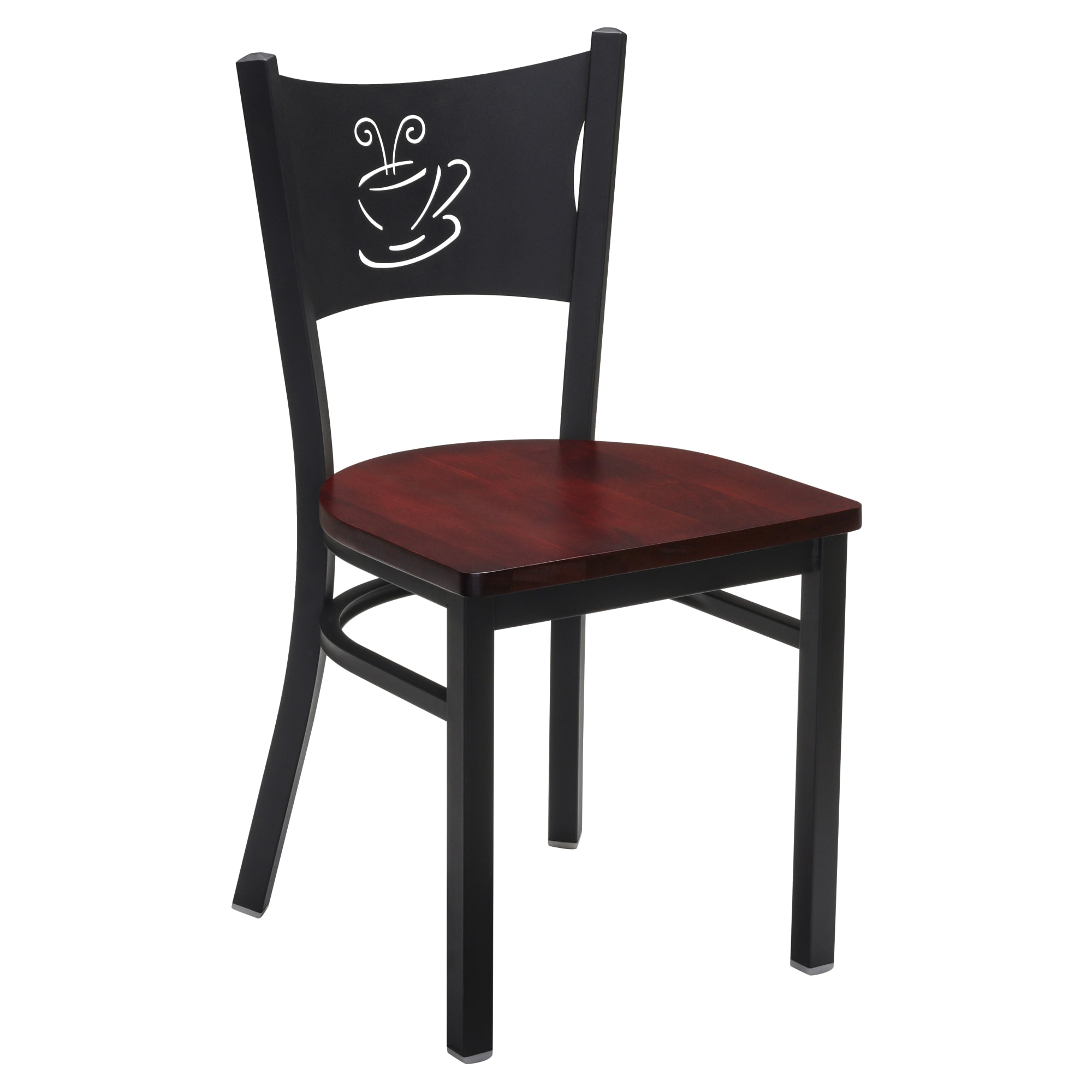 Cafe Metal Chair with Cafe Metal Chair