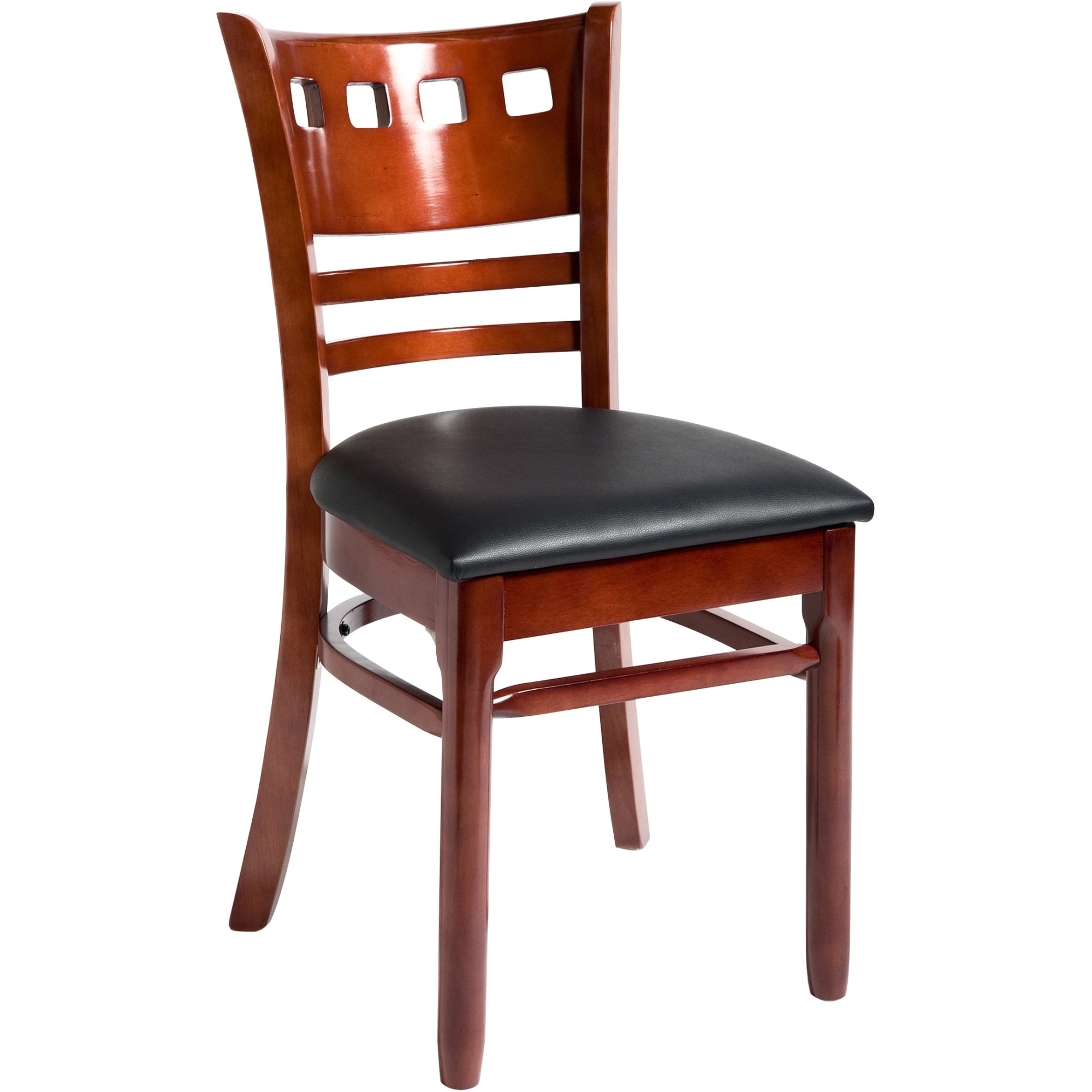American Back Wood Chair