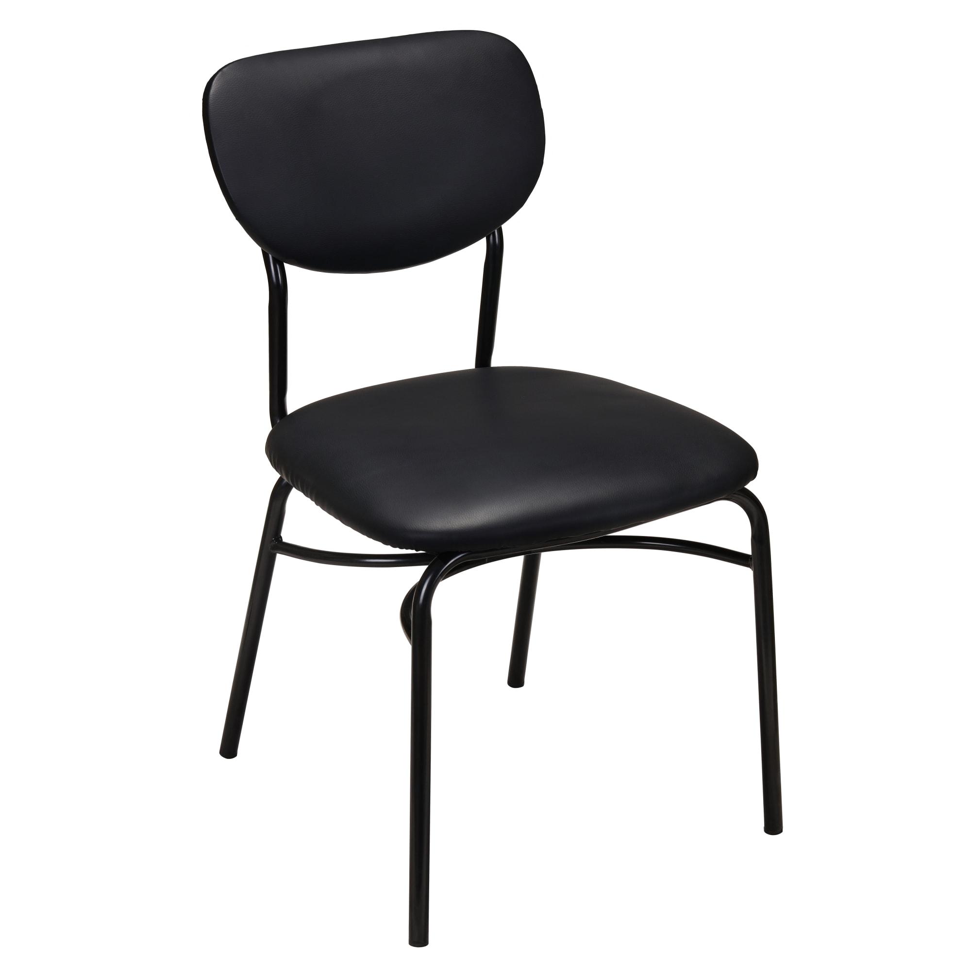 Xavi Padded Metal Chair with Xavi Padded Metal Chair