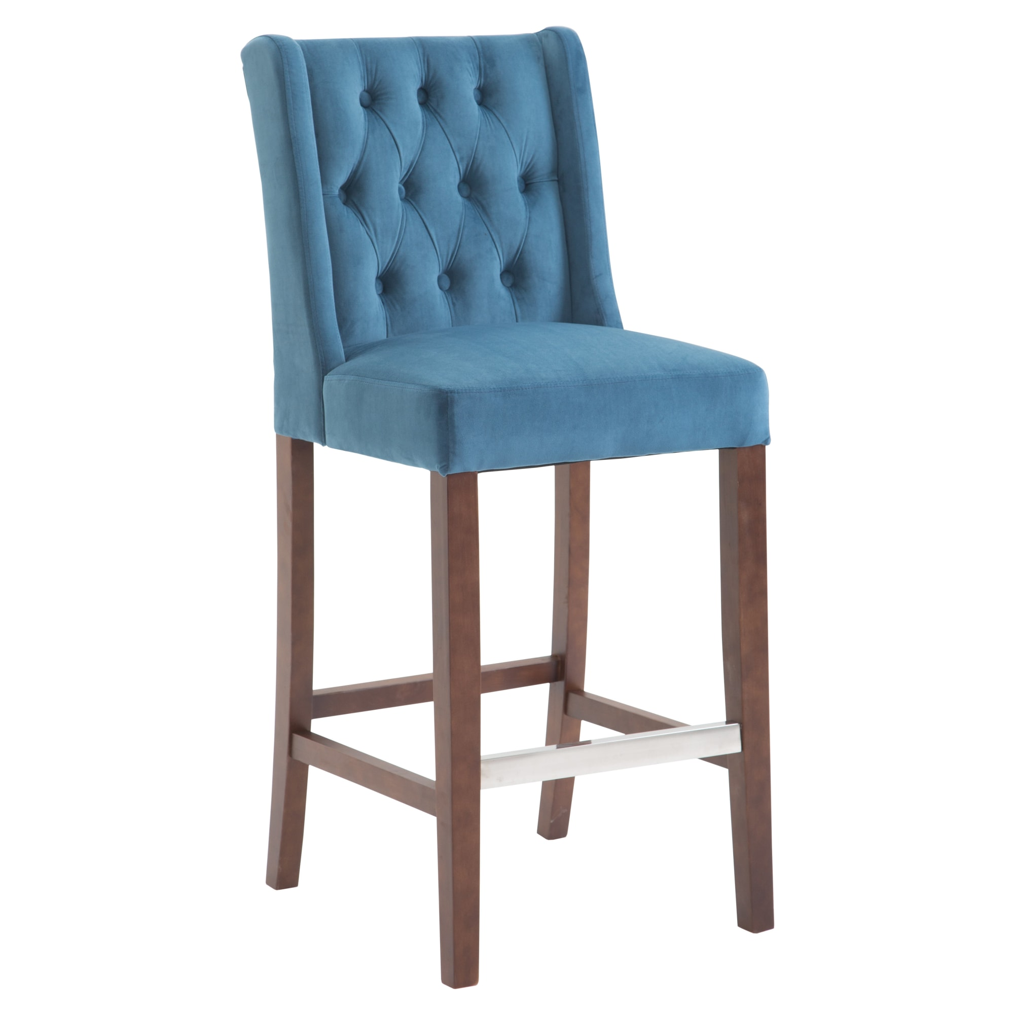 Hange Upholstered Bar Stool