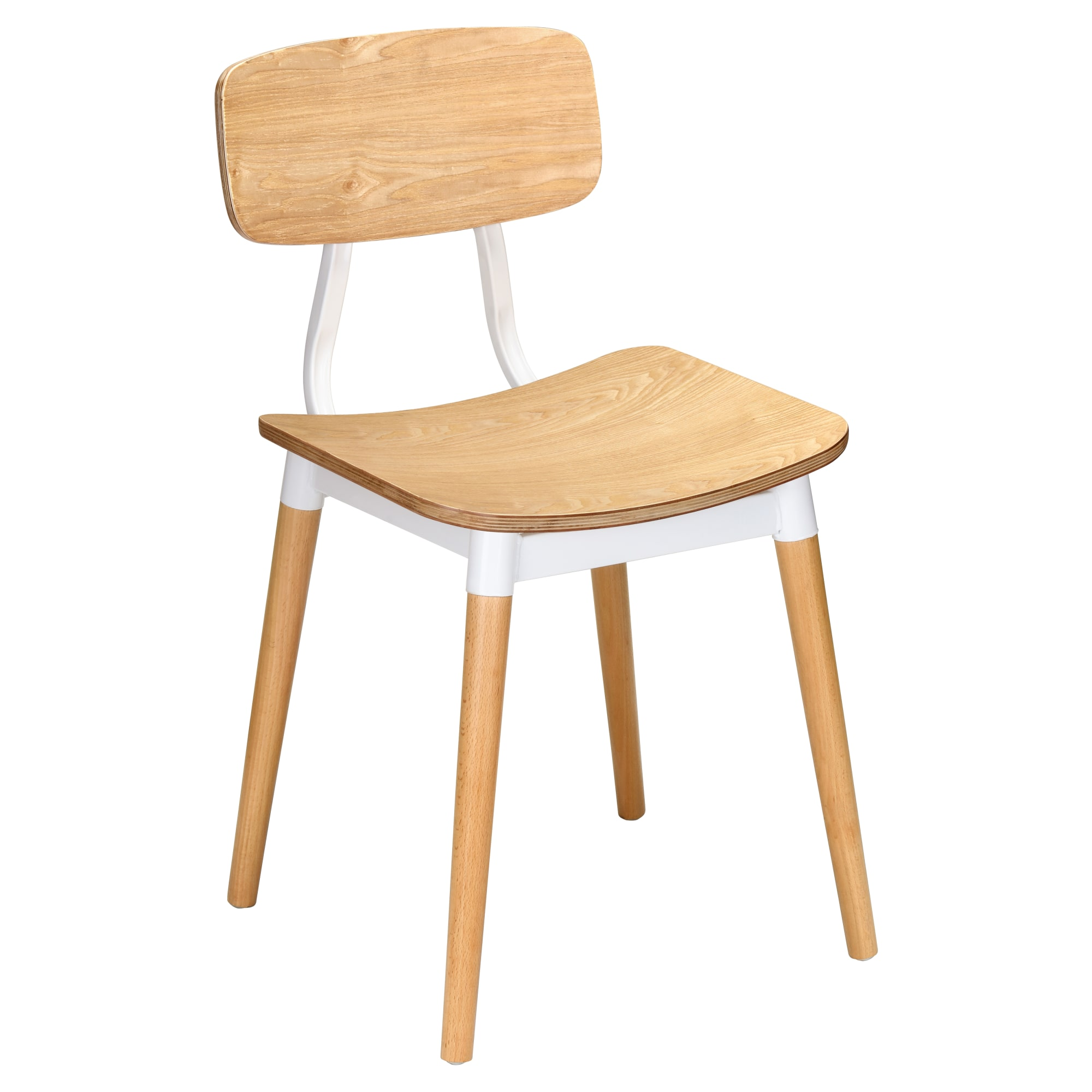 Slate White Metal Restaurant Chair with Slate White Metal Restaurant Chair