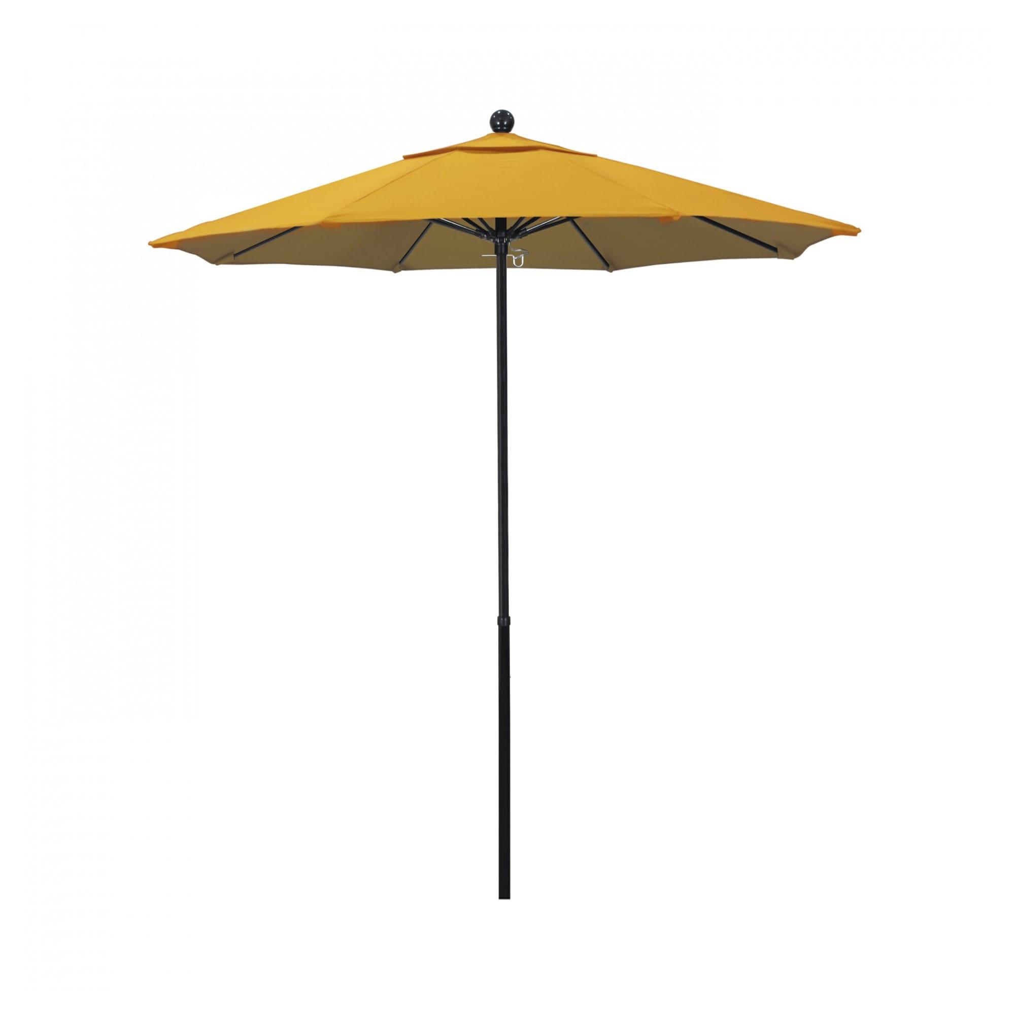 7.5 ft Frisco Fiberglass Commercial Umbrella with 7.5 ft Frisco Fiberglass Commercial Umbrella