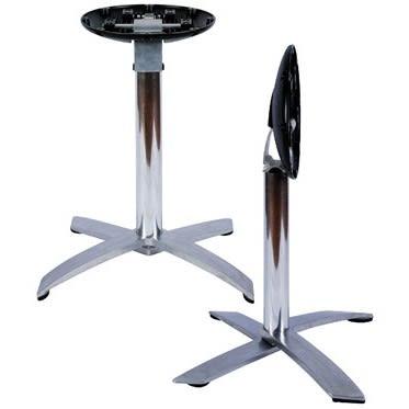Designer Series Foldable Aluminum Table Base