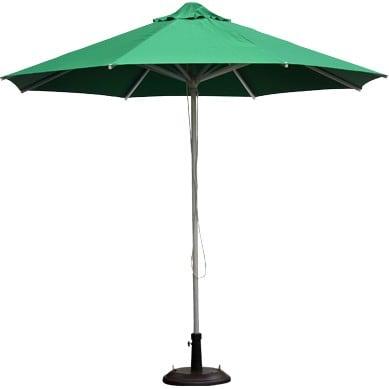 Aluminum Patio Umbrella - Green
