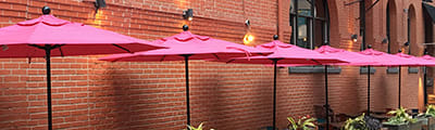 Patio Umbrella Technical Guide