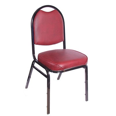 Metal Banquet Stack Chair