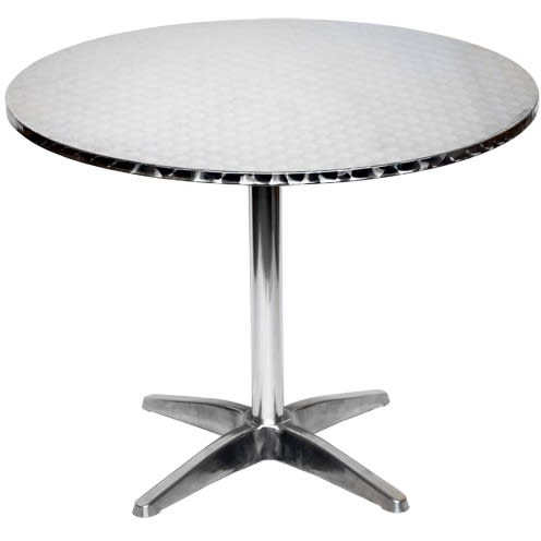 Stainless Steel Table Top with Base
