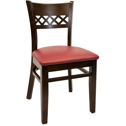 Lauren Curved Back Beechwood Chair