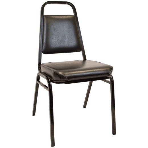 Premium Low Back Commercial Stack Chair