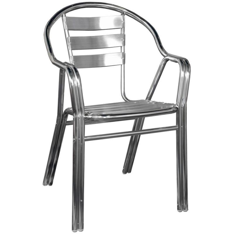 All-Aluminum Patio Chair