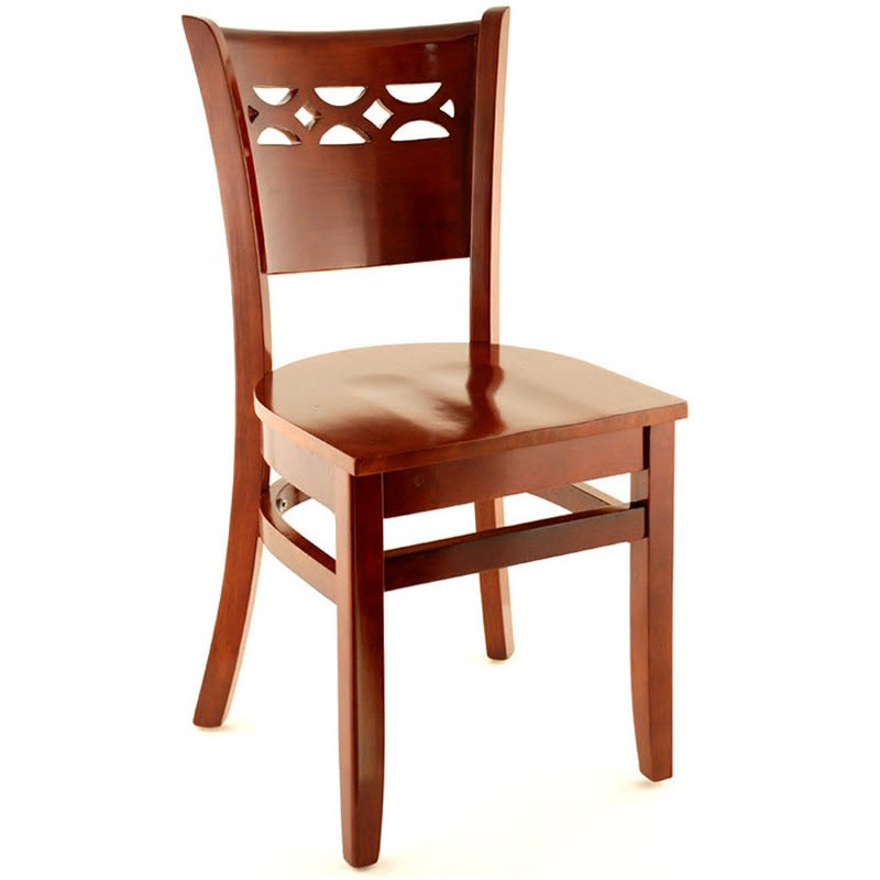Premium US Made Leonardo Wood Chair