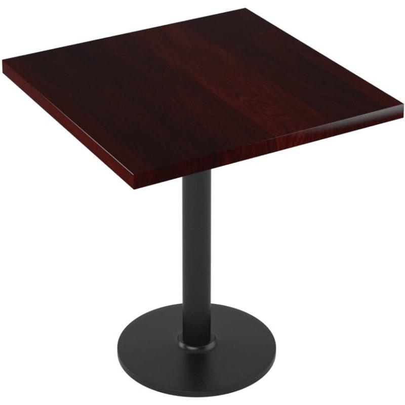 Premium Solid Wood Plank Restaurant Table