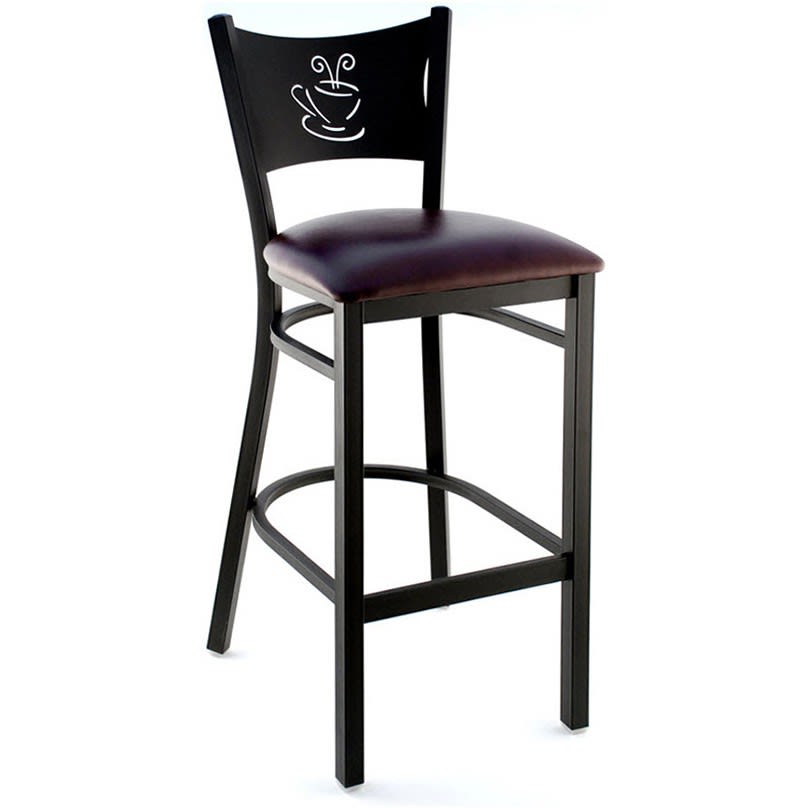 Metal Cafe Bar Stool