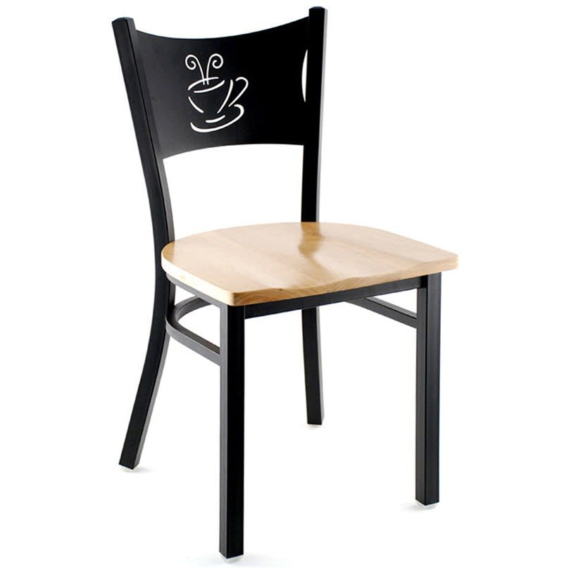Cafe Metal Chair