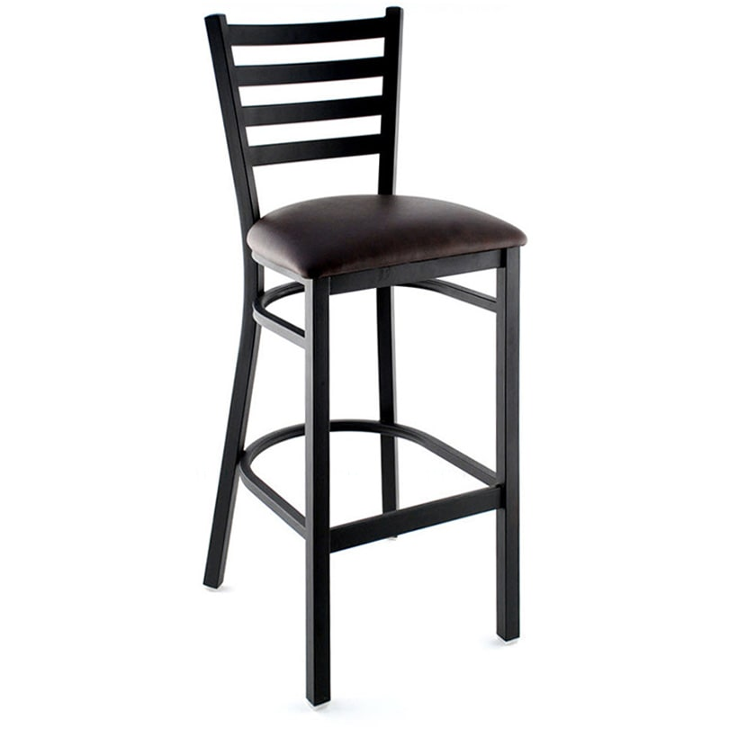 Prime Ladder Back Metal Bar Stool Uwap Interior Chair Design Uwaporg
