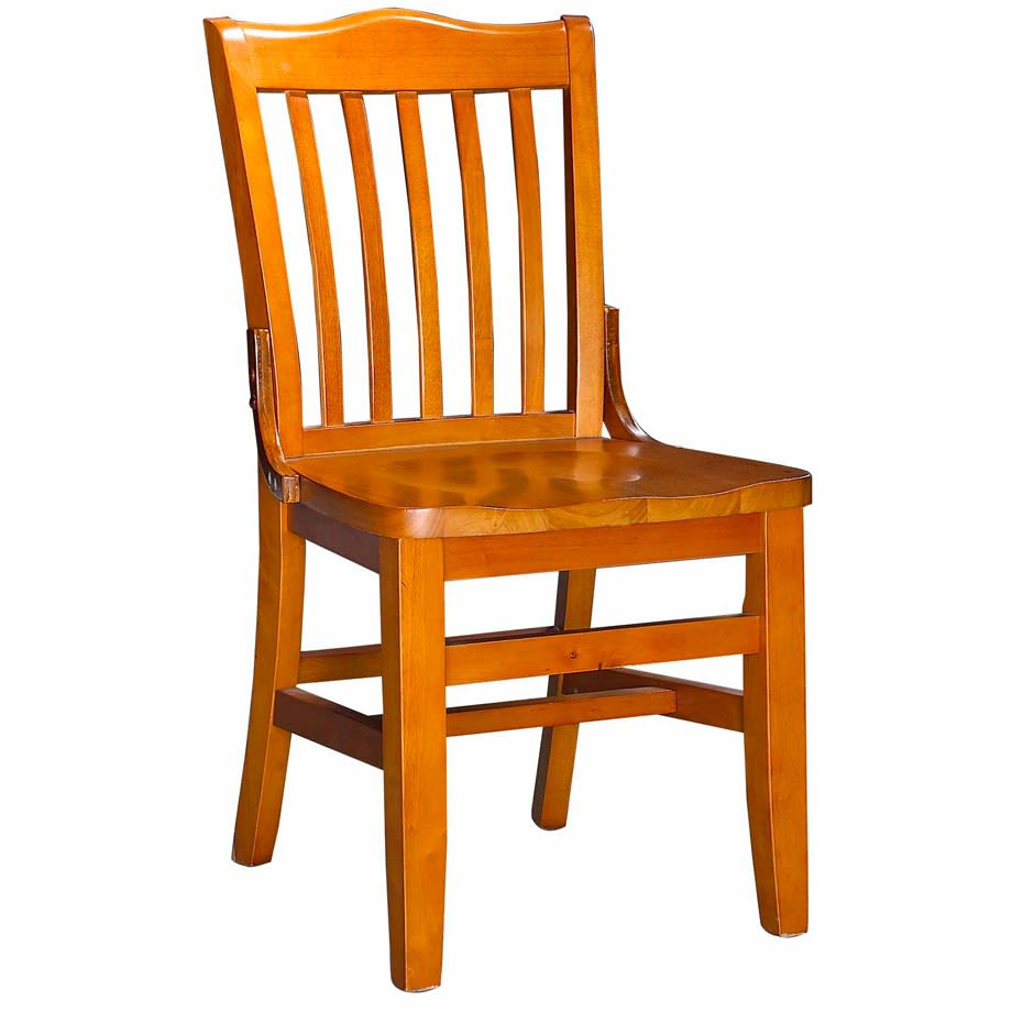 School House Wood Chair