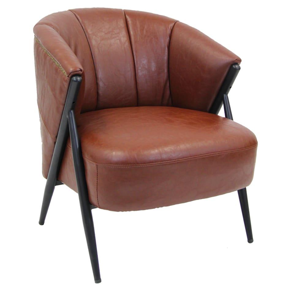 Coffee Bean Club Chair