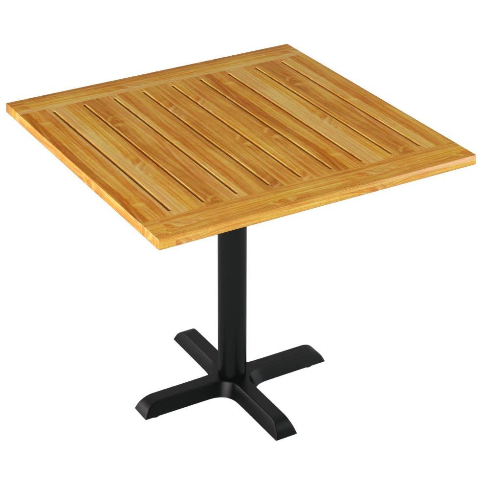 Patio Cedar Table Set - Table Height