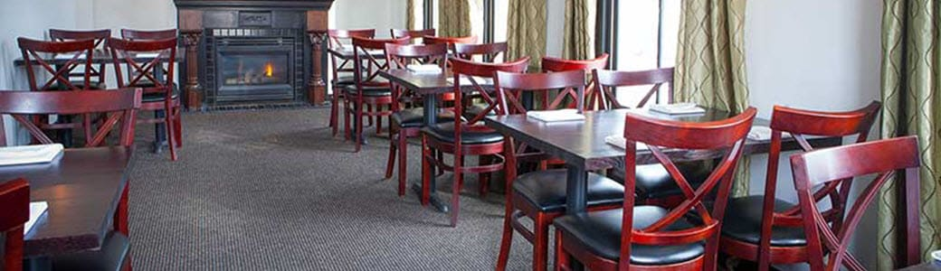 Restaurant design and furniture