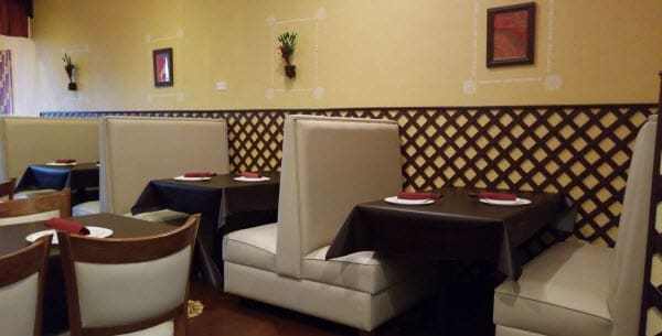 Restaurant furniture design