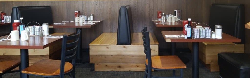 Classic diner design