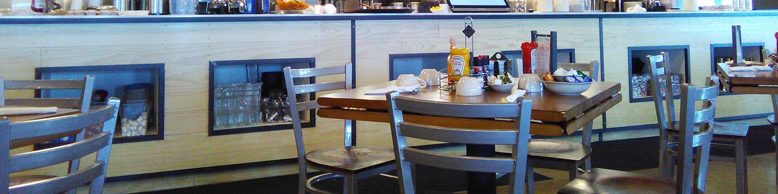 drop leaf restaurant tables