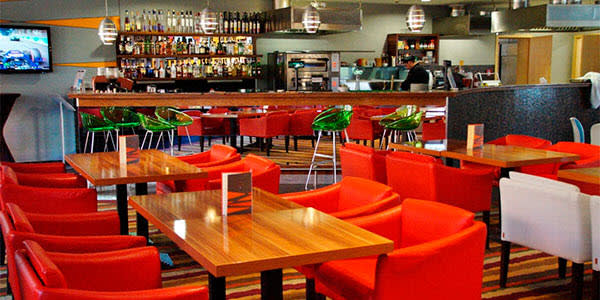 Modern restaurant furniture and design
