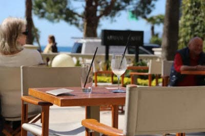 Restaurant Outdoor Dining Furniture