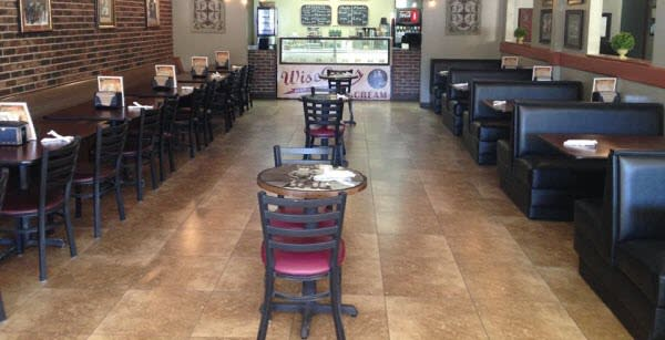 Small Restaurants design and furniture
