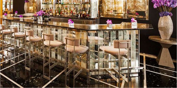 Bar and restaurant furniture and design