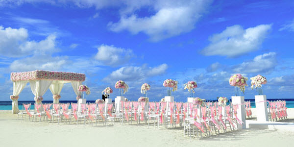 Wedding events designs