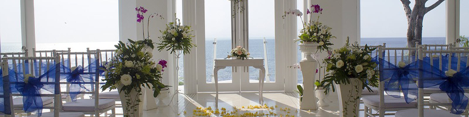 Wedding venue designs
