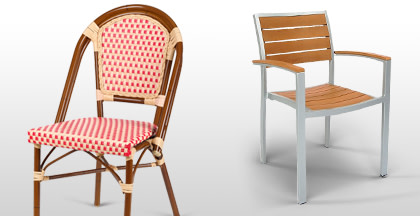 Restaurant Patio Chairs