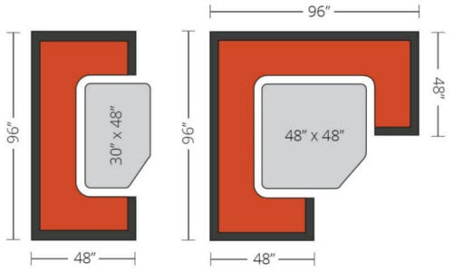 booth tables diagram 2